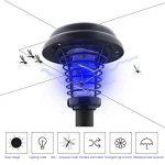 lampe anti moustique solaire extérieur intérieur TOP 0 image 1 produit