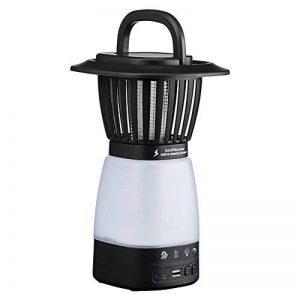 lampe anti moustique solaire extérieur intérieur TOP 1 image 0 produit