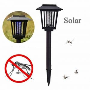lampe anti moustique solaire extérieur intérieur TOP 3 image 0 produit