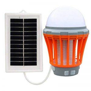 lampe anti moustique solaire extérieur intérieur TOP 6 image 0 produit