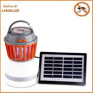 lampe anti moustique solaire extérieur intérieur TOP 7 image 0 produit