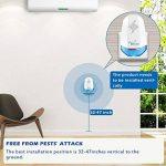 lampe anti moustique ultrason TOP 2 image 3 produit
