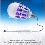 lampe bleue tue mouche TOP 2 image 2 produit