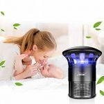 Lampe de moustique Lampe anti-moustique de photocatalyst, tueur photocatalytique de moustique de répulsif d'insecte de ménage a mené ultra-violette de la marque Lampe de moustique image 2 produit