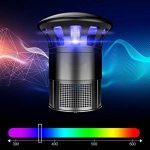 Lampe de moustique Lampe anti-moustique de photocatalyst, tueur photocatalytique de moustique de répulsif d'insecte de ménage a mené ultra-violette de la marque Lampe de moustique image 4 produit