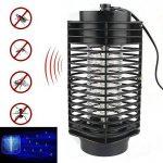 Lampe électrique à LED pour moustiques à l'intérieur de l'intérieur Lampe anti-parasite à insectes anti-moustiques de la marque Zantec image 2 produit