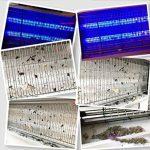 Lampe meurtrière de moustique Tueur d'insecte d'intérieur électronique professionnel, Zapper d'insecte, Zapper de mouche, tueur de mosquitto, pour la maison et l'usage commercial Lampe à moustique de la marque FAFZ image 4 produit