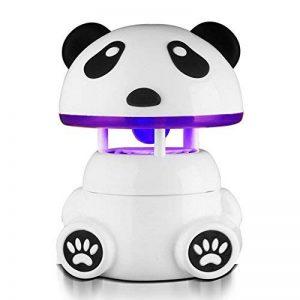 Lampe Moustique Panda Modélisation USB Moustique Tueur Moustiques Légers Convient Pour Les Femmes Enceintes Et Les Bébés de la marque Lovehome image 0 produit
