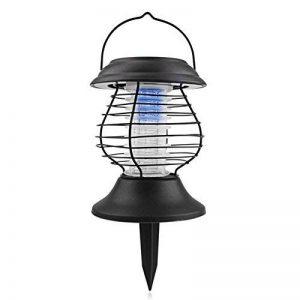 Lampe Moustique Solaire Portable Lampe Anti-insecte et Lampe de Jardin de la marque Gorgebuy image 0 produit
