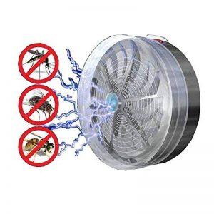 Lampe UV -Solaire Alimenté Buzz Lampe UV Lumière Fly insecte Bug Mosquito Tuer Zapper Killer de la marque FT® image 0 produit