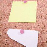 Lanxi 300 pièces de punaises couleurs 10mm*10mm Epingles pour bureau, photos, notes, peinture (noir) de la marque Lanxi image 3 produit