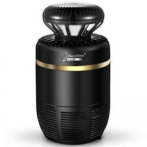 Le catalyseur des anti-moustiques Lampes anti-moustique électrique à la maison des enfants, muette aucun rayonnement (Couleur : Noir) de la marque image 0 produit