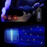 Électronique Mosquito Killer Piège Moth Mouche Wasp Led Nuit Lampe Bug Insecte Lumière Noir Tuer Lutte Zapper,Euplug de la marque L&LQ image 4 produit