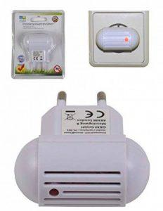 Électronique à ultrasons anti-moustiques pour la prise de courant avec blanc de la marque Alma Garden image 0 produit