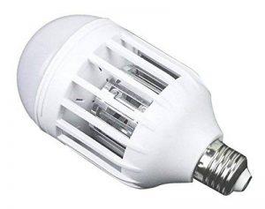 Led Bug Zapper ampoule 15W Lumière du jour E27insectes volants mites Killer Jardin Pelouse lumière LED de la marque Adore center image 0 produit