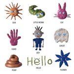 LeeHur Intelligente Putty Jouet Créatif pour Garçons, Filles, Cadeau pour Enfants de la marque LeeHur image 3 produit