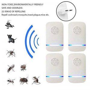 les prises anti moustiques TOP 8 image 0 produit