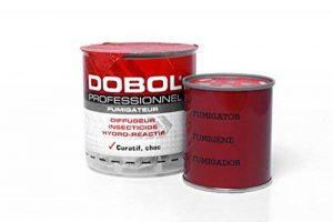 LODI Insecticide prêt à l'emploi dobol fumigène anti cafards-mites-punaises-puces-mouches-moustiques-acariens de la marque DOBOL LODI image 0 produit