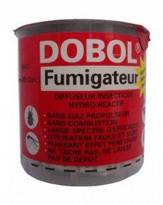 LODI Insecticide prêt à l'emploi dobol fumigène anti cafards-mites-punaises-puces-mouches-moustiques-acariens de la marque LODI image 0 produit