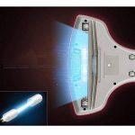 LOERO Aspirateur portatif UV avec filtre et lampe UV Idéal pour les matelas, tue les acariens et les punaises de lit avec les rayons ultraviolets de la marque LOERO image 1 produit