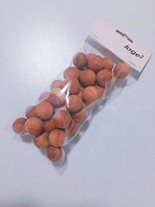 logei® Lot de 40 balles mothproof d'humidité balles de bois pour armoire tiroir boules de cèdre Antimites de la marque logei image 0 produit