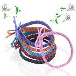Lot de 15 Bracelets Anti-moustiques En Cuir Joyoldelf, Réglable et Naturel, Sans DEET de la marque Joyoldelf image 3 produit