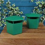 Lot de 2pièges à limace et escargot BIO sans cruauté–Eco de jardinage indispensable de la marque Elizabeth Arden image 3 produit