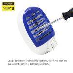 LUAN Lampe Anti-moustique, LED Destructeur de Moustique Interieur Électronique Zapper Lampe de la marque LUAN image 6 produit