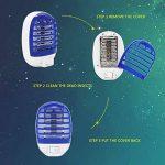 LUAN Lampe Anti-moustique, LED Destructeur de Moustique Interieur Électronique Zapper Lampe de la marque LUAN image 4 produit