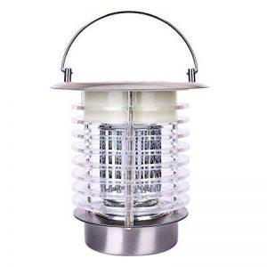 Lumisky FLY Lampe LED 2 en1 Solaire Éclairage/Fonction Anti Moustique, Acier, Intégré, 1 W, Inox de la marque LUMISKY image 0 produit