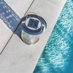 Lumisky FLY Lampe LED 2 en1 Solaire Éclairage/Fonction Anti Moustique, Acier, Intégré, 1 W, Inox de la marque LUMISKY image 1 produit