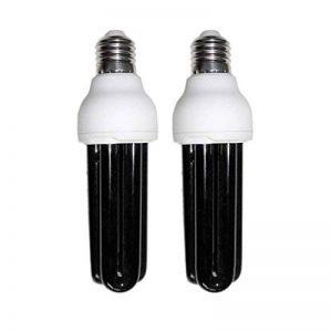 MagiDeal 2pcs UV Ampoule Anti-Moustique en Verre Lumière Anti-insecte Anti-souris pour Agriculture 220V 30W de la marque MagiDeal image 0 produit