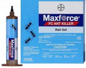 Maxforce Ant Bait Gel-Ant Poison,Ant Pest Control Products, Kill Ant, 4 tubes of 27 gram, Total 108 gram de la marque image 0 produit