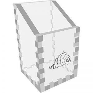 Mini 'Limace Extraterrestre' clair pot à crayons / organiseur de bureau (DT00030074) de la marque Azeeda image 0 produit