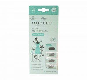 modelli Moth Proofer de longue durée Protection antimites, BouquetVert, Beutel de la marque modelli image 0 produit