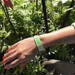 Mosquito Guard Bracelets anti-moustique/bandes de Bug (Travel Pack 5) 100% All Natural, citronnelle, huile de citronnelle, Non toxique de la marque Mosquito Guard image 3 produit