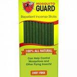 Mosquito Guard- Bâtons d'encens répulsifs pour moustiques – Bâtons d'encens de 30cm répulsifs aux insectes 100% naturel de la marque Mosquito Guard image 2 produit