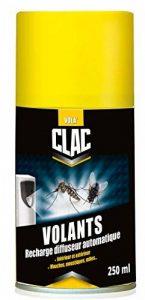 Mouch'clac - i350 - Recharge insecticide au pyrèhtre pour diffuseur i360tc de la marque MOUCH'CLAC image 0 produit
