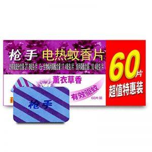 Moustez La Tasse De Tueur Dans Les Comprimés Forts De Recharge - Parfum De Lavande De 60Pk de la marque Lovehome image 0 produit