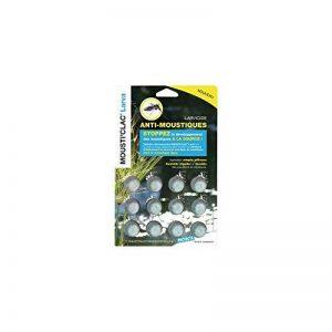 Mousti'clac larvicide anti-moustiques tigre 12 x 2 grs de la marque Protecta image 0 produit