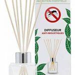 Mousticare Diffuseur anti-moustique Blanc/Vert 100ml de la marque Mousticare image 1 produit
