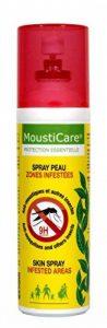Mousticare Spray Peau Anti-Moustiques Zones Infestées de la marque Mousticare image 0 produit