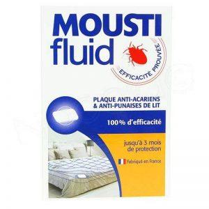 MOUSTIFLUID Plaque Anti-Acariens/Anti-Punaises de Lit de la marque Moustifluid image 0 produit