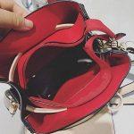 Mère du Sac à Main Mode Hit Couleur Sac à Main Bandoulière Sac à Main Bandoulière Messenger Bag , jaune de la marque YTTY image 3 produit