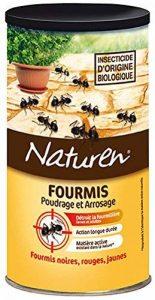 NATUREN Fourmis Poudrage et Arrosage 250gr de la marque NATUREN image 0 produit