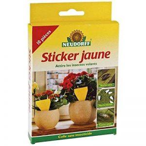 Neudorff 617041 Colle Sticker, Jaune, 2,1 x 10,6 x 13,6 cm de la marque Neudorff image 0 produit