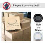 Niapoc Piège punaises de lit bed bugs lot de 4 blanc de la marque Niapoc image 3 produit