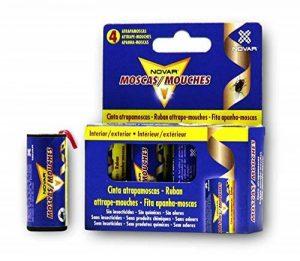 NOVAR 209061 attrape-mouches-Rubans-Boîte 4 de la marque Novar image 0 produit