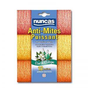 NUNCAS Antimites Puissant Parf. Tiroirs Cologne de la marque NUNCAS image 0 produit