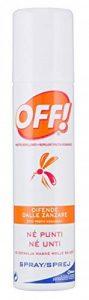 Off Spray Anti-Moustiques 100ml. Boîte de 12PZ de la marque nextradeitalia image 0 produit